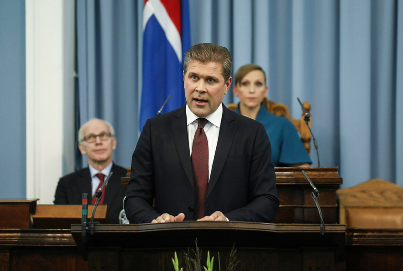 Bjarni Benediktsson forsætisráðherra flytur stefnuræðu sína í kvöld.
