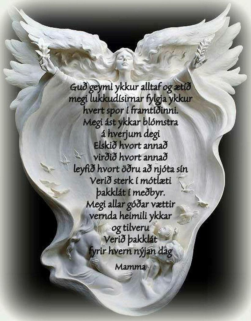 Gullkorn á engli eftir Kolbrúnu Hörpu.