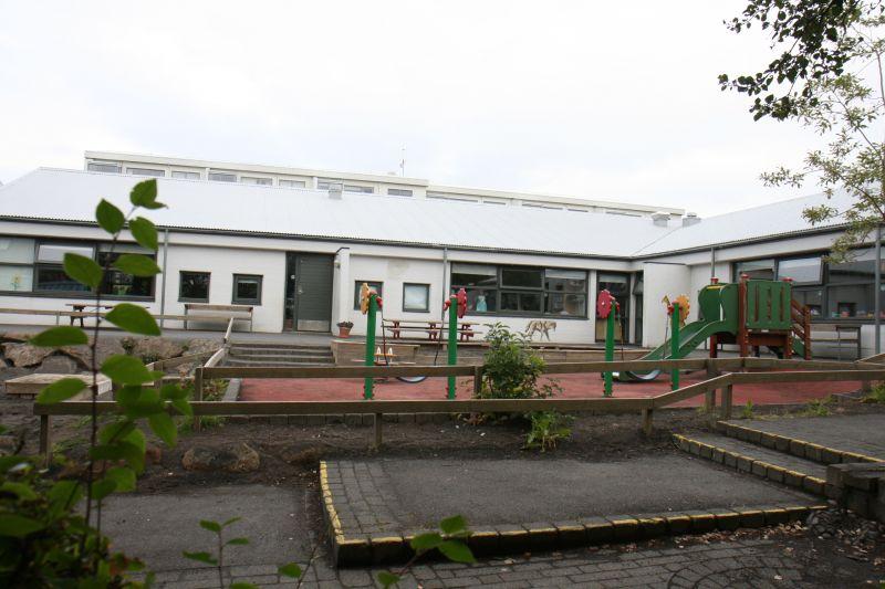 Leikskólinn Sunnufold.
