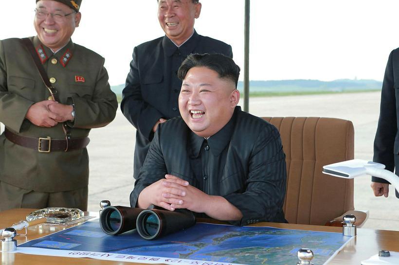 Kim Jong-un, leiðtogi Norður-Kóreu, sagði Trump munu greiða það dýru ...