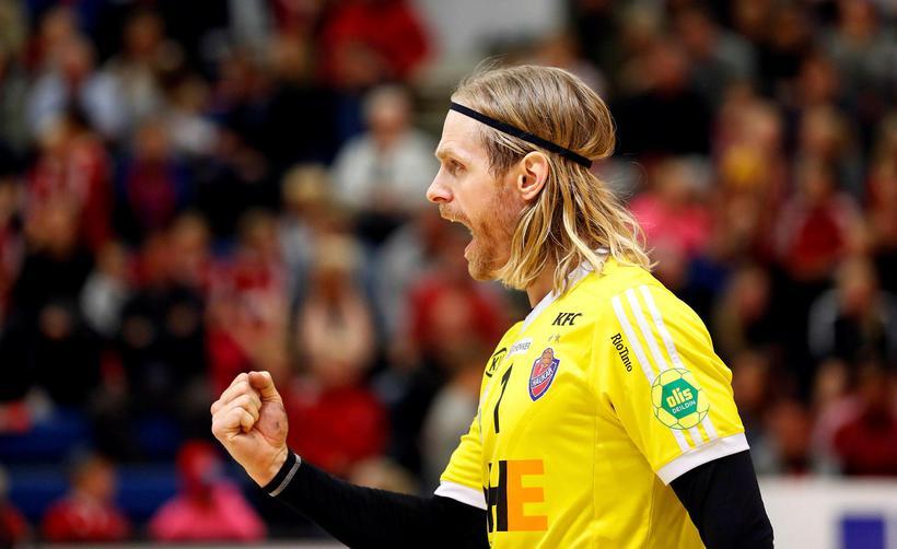 Björgvin Páll Gústavsson.