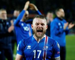Iceland becomes smallest nation to qualify for the World Cup