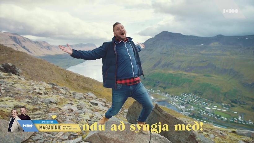 Steindi Jr. syngur lagið The Hardest Karaoke Song in the ...