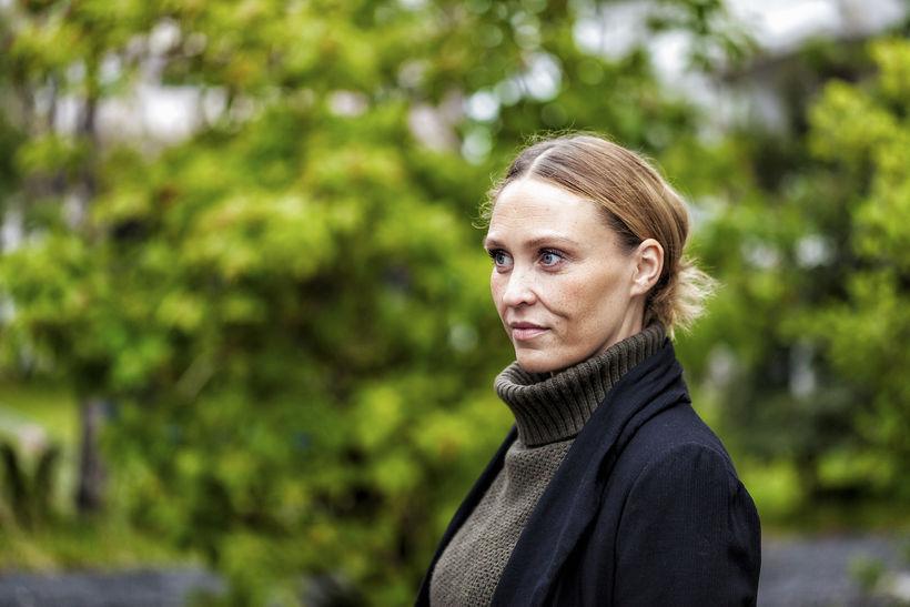 Hildur Vala söngkona stígur á svið í Rósenberg í kvöld, ...