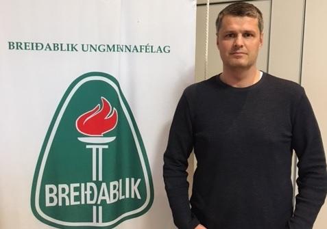 Eysteinn Pétur Lárusson er framkvæmdastjóri Breiðabliks.