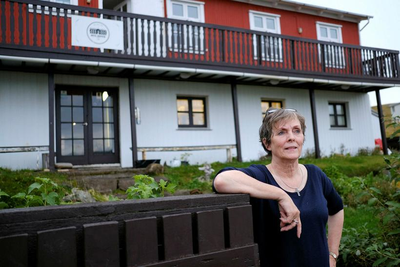 Eva Sigurbjörnsdóttir flutti til Djúpavíkur fyrir rúmlega þremur áratugum. Hún ...