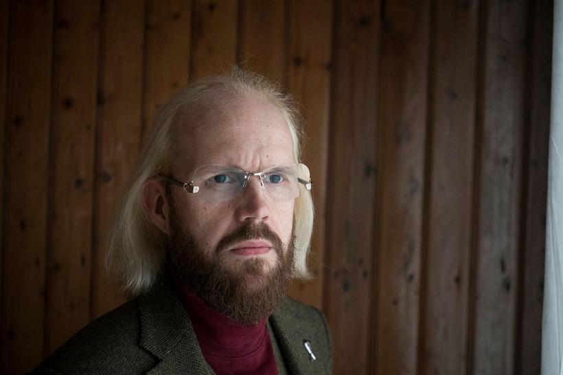 Óttarr Proppé, formaður Bjartrar framtíðar.