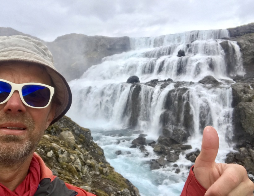 Tómas Guðbjartsson hjartaskurðlæknir birti þessa mynd á Facebook snemmsumars. Hún ...