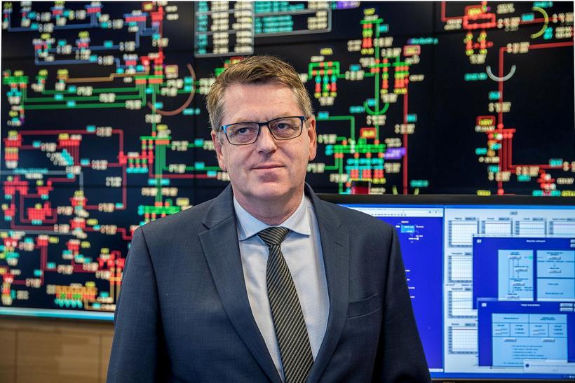 Guðmundur Ingi Ásmundsson, forstjóri Landsnets.