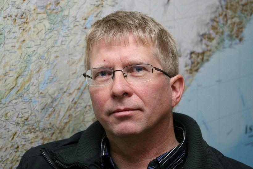 Snorri Ingimarsson.