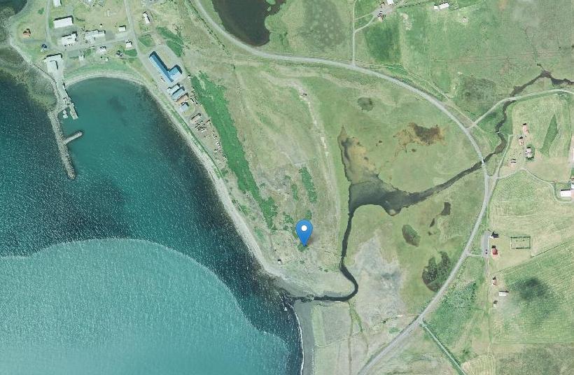 Tveir umsagnaraðilar óttast að mengun vegna frárennslis geti safnast fyrir ...