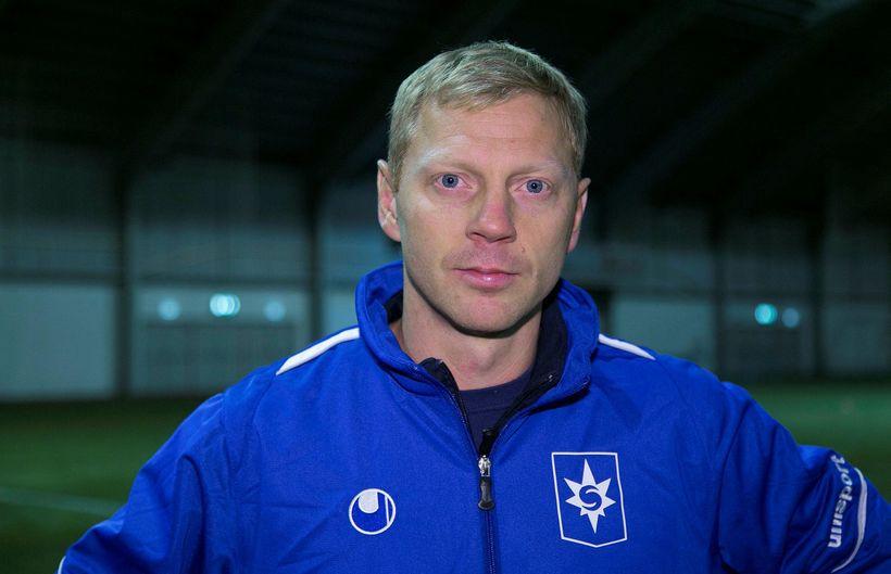 Brynjar Björn Gunnarsson hefur sett hús sitt á sölu.