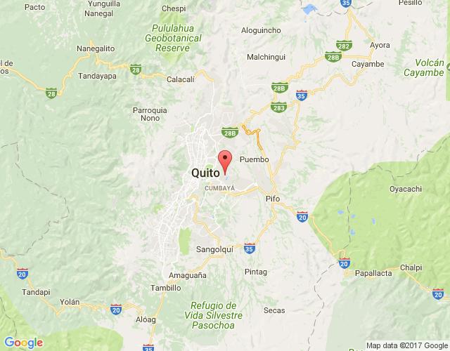 Kennarinn sem starfar í höfuðborginni Quito er talinn hafa misnotað ...