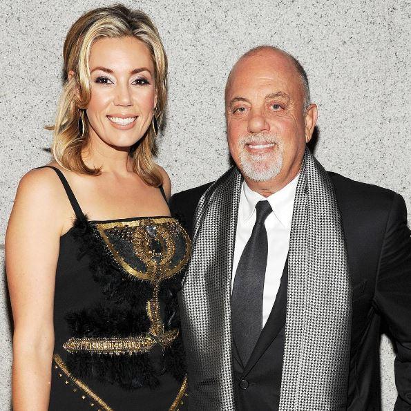 Billy Joel á von á barni með eiginkonu sinni Alexis ...