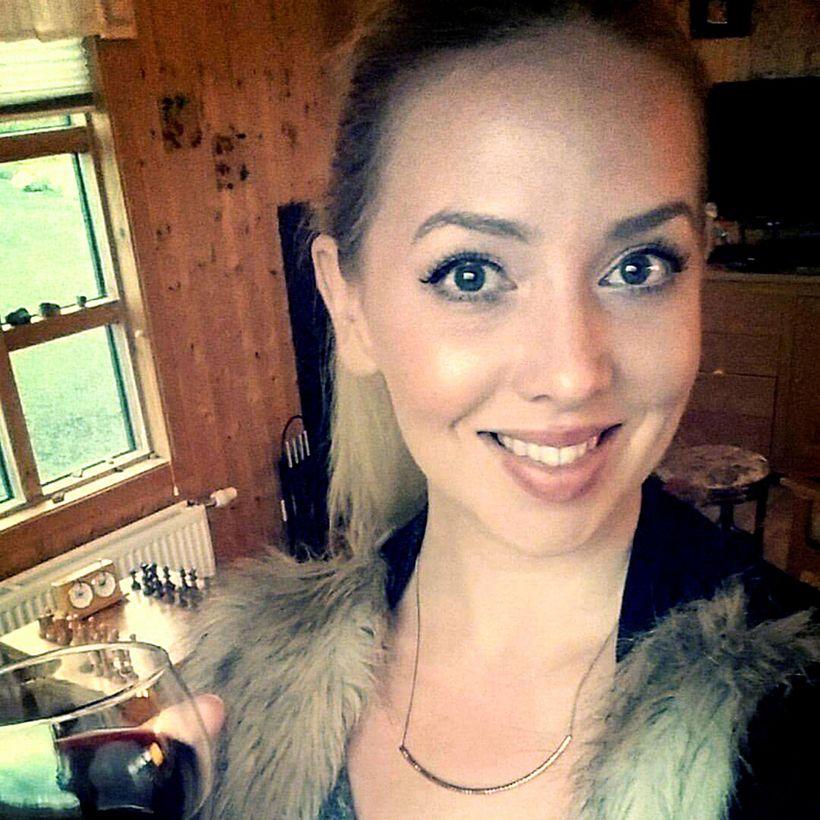 Anna Katrín Snorradóttir.