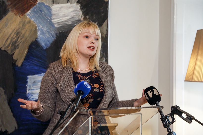 Þórhildur Sunna segir að Píratar vilji koma að ríkisstjórnarmyndun.