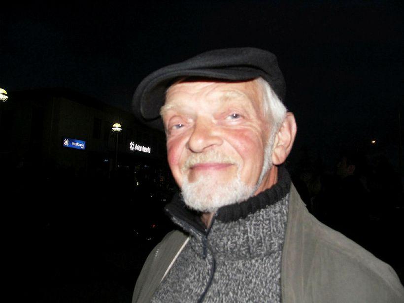 Þorleifur Guðmundsson, a fisherman, died in 2014 from cancer.