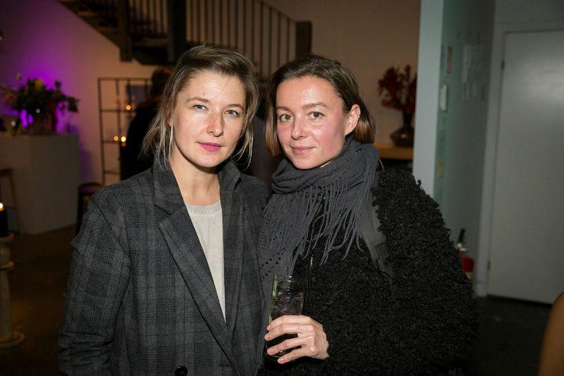 Karolina og Olga.