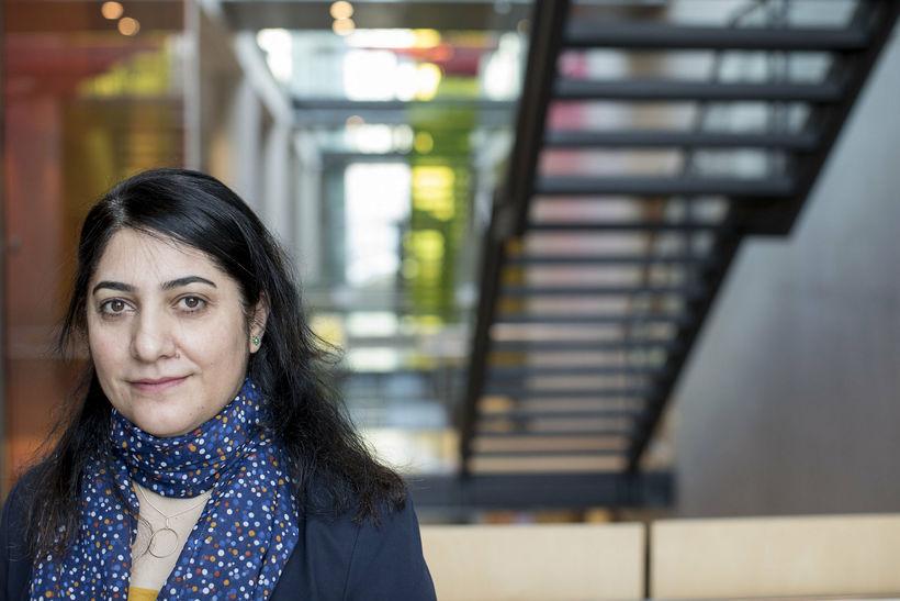 Susan Rafik Hama fjallar um velgengni innflytjenda og flóttamanna í …