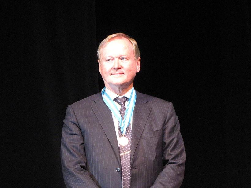Leif Östling, stjórnarformaður stærstu atvinnurekandasamtaka Svíþjóðar (Svenskt näringsliv).