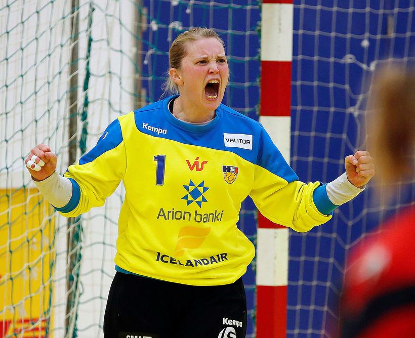 Guðný Jenný Ásmundsdóttir.