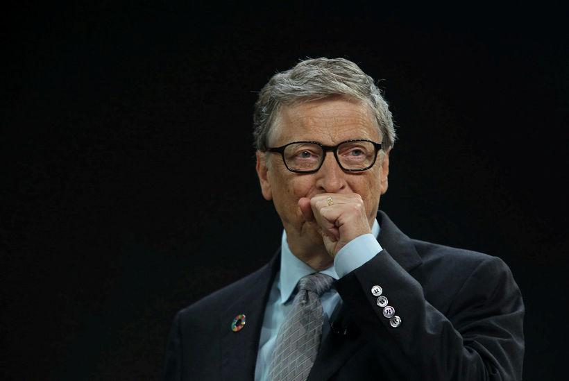 Bill Gates á ekki í vandræðum með að greiða reikninga ...