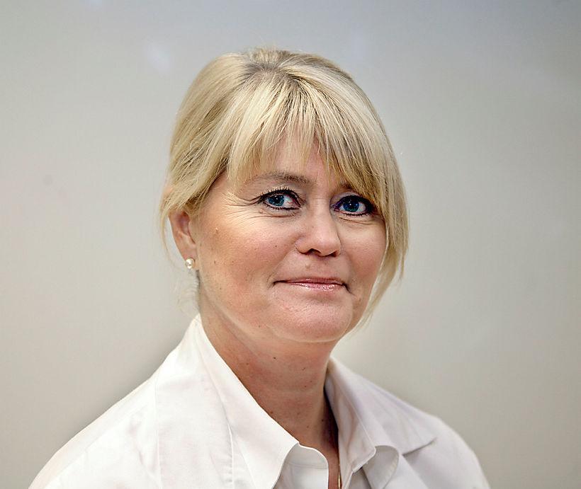 Professor Helga Ágústa Sigurjónsdóttir