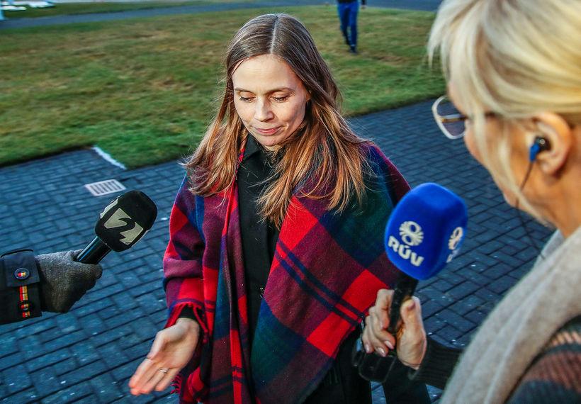 Þingmenn Sjálfstæðisflokksins eru flestir á því að ekki eigi að ...
