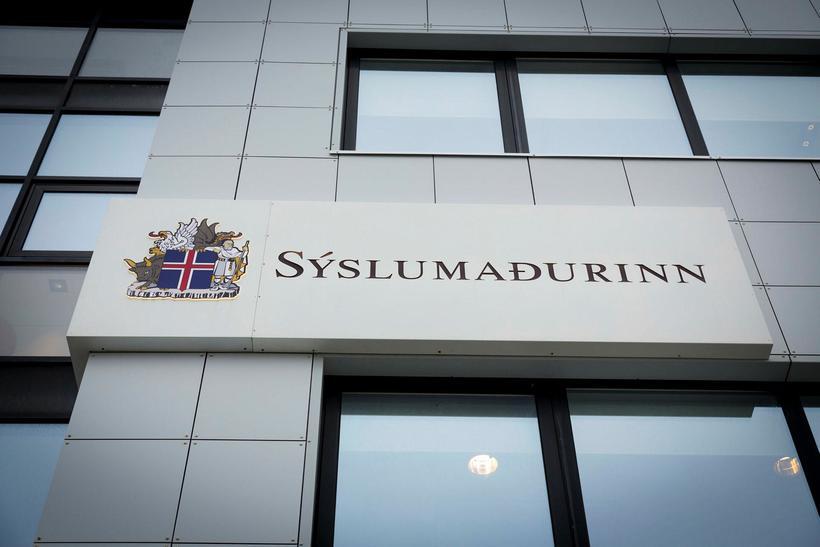 Sýslumaðurinn á höfuðborgarsvæðinu.