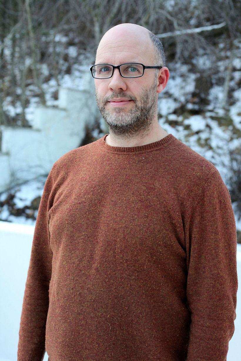 Haraldur Þór Egilsson.