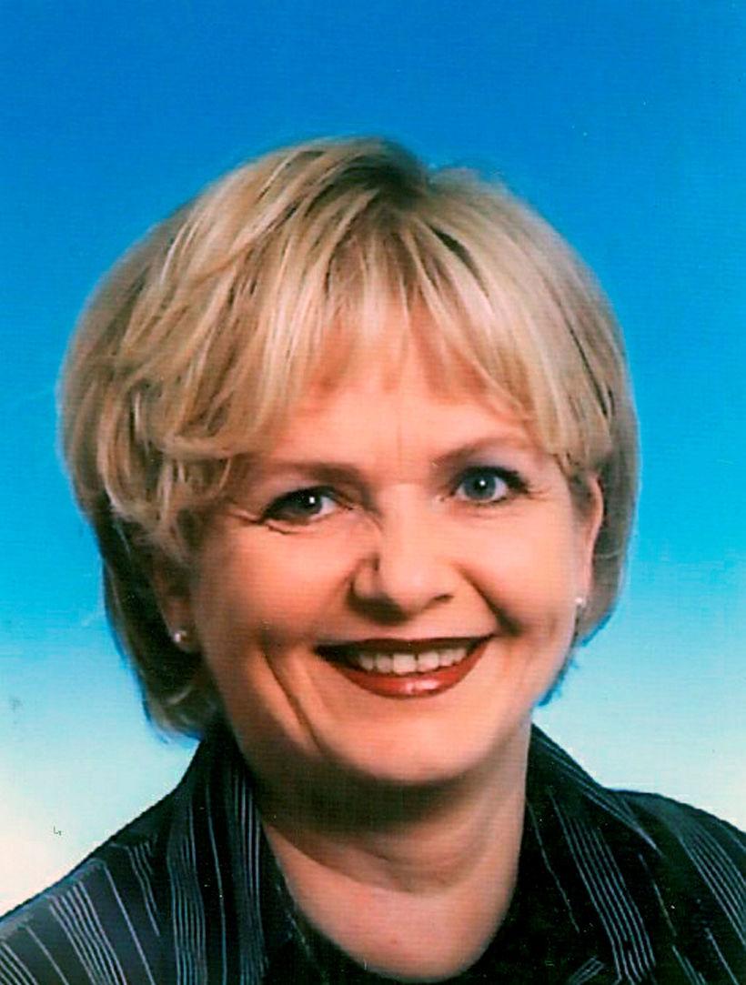 Sigríður Lillý Baldursdóttir, forstjóri TR.