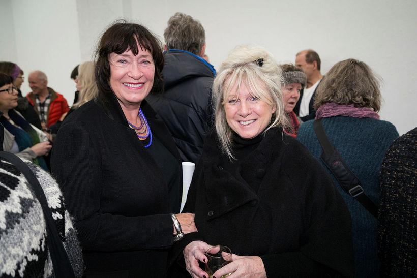 Bryndís Jónsdóttir og Lísbet Sveinsdóttir.