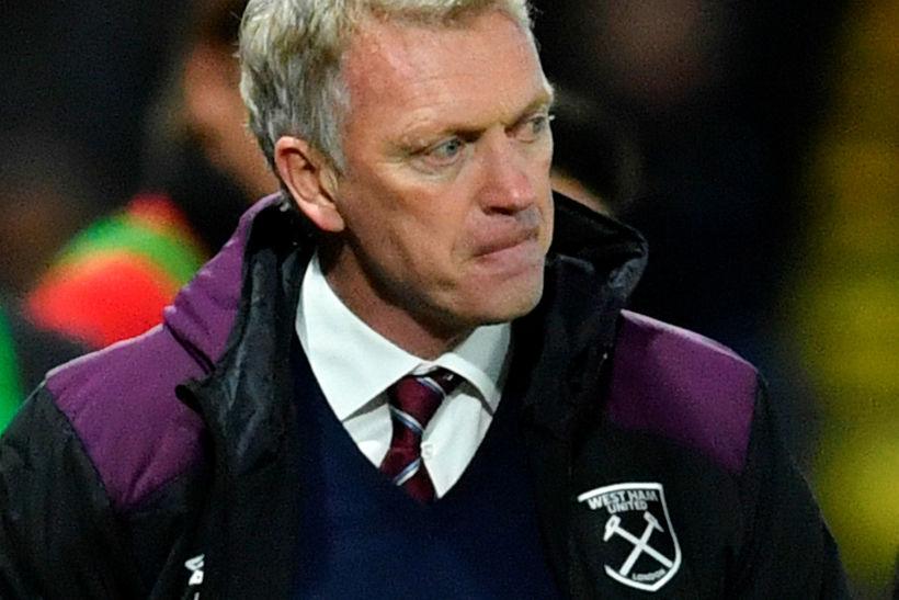 David Moyes er knattspyrnustjóri West Ham United.