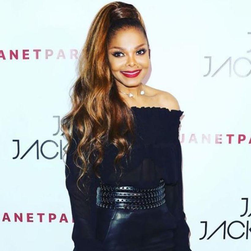 Janet Jackson er komin í hörkuform.