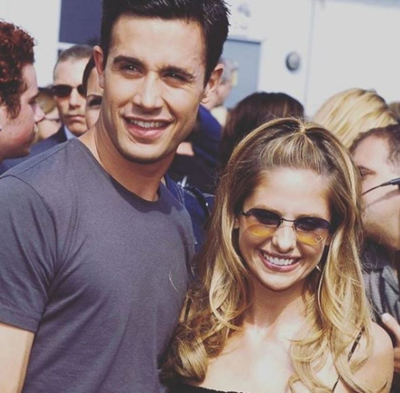 Freddie Prinze Jr. og Sarah Michelle Geller kynntust fyrir 20 ...