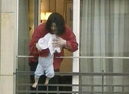 Michael Jackson vakti furðu og hneykslun þegar hann son sinn …