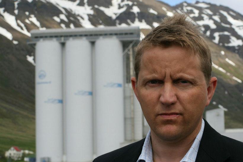 Gunnþór Ingvason, framkvæmdastjóri Síldarvinnslunnar.