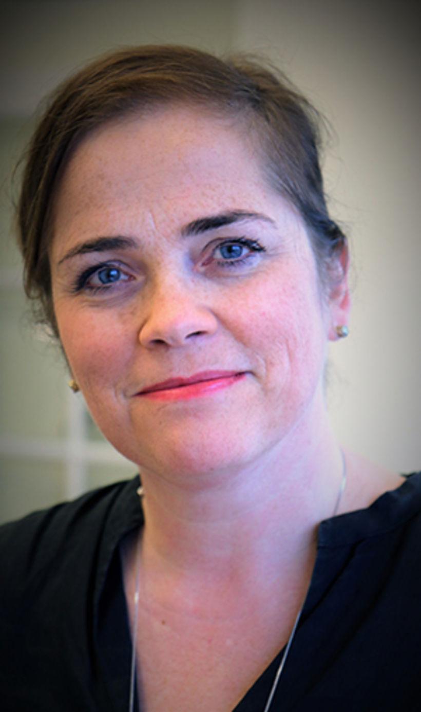 Anna María Gunnarsdóttir einn af sex frambjóðendum til varaformanns Kennarasambands ...