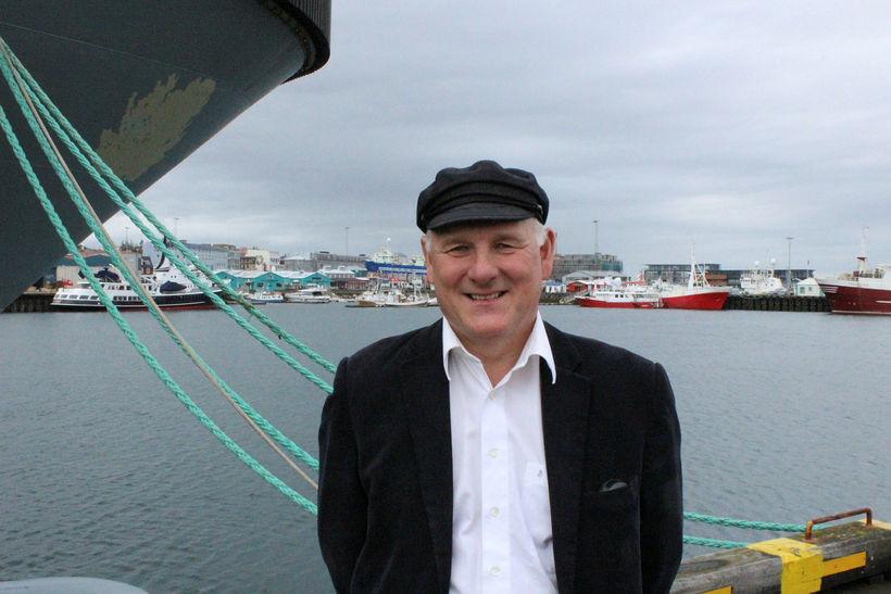 Gísli Gíslason, hafnarstjóri Faxaflóahafna.