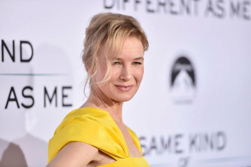 Renee Zellweger hefur leikið í nokkrum myndum sem Harvey Weinstein ...