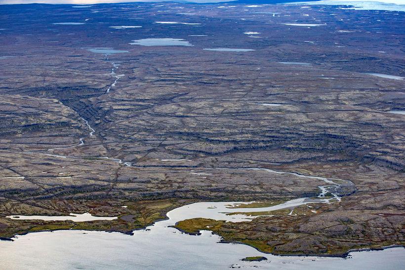 Ráðgert er að reisa virkjun á Ófeigsfjarðarheiði í Árneshreppi.