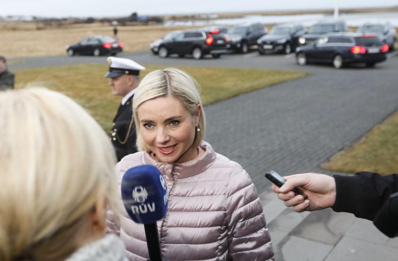 Lilja Dögg Alfreðsdóttir er nýr mennta- og menningarmálaráðherra.