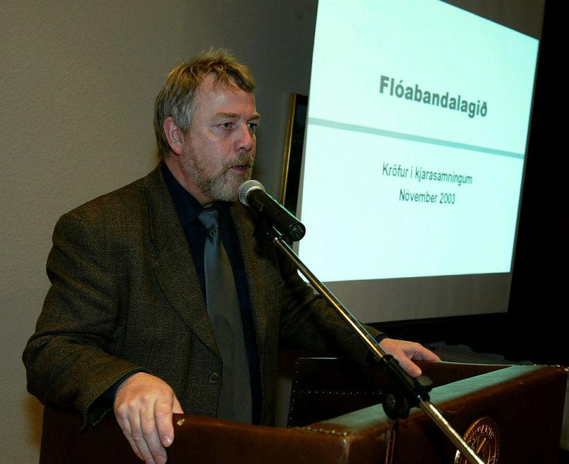Sigurður Bessason.