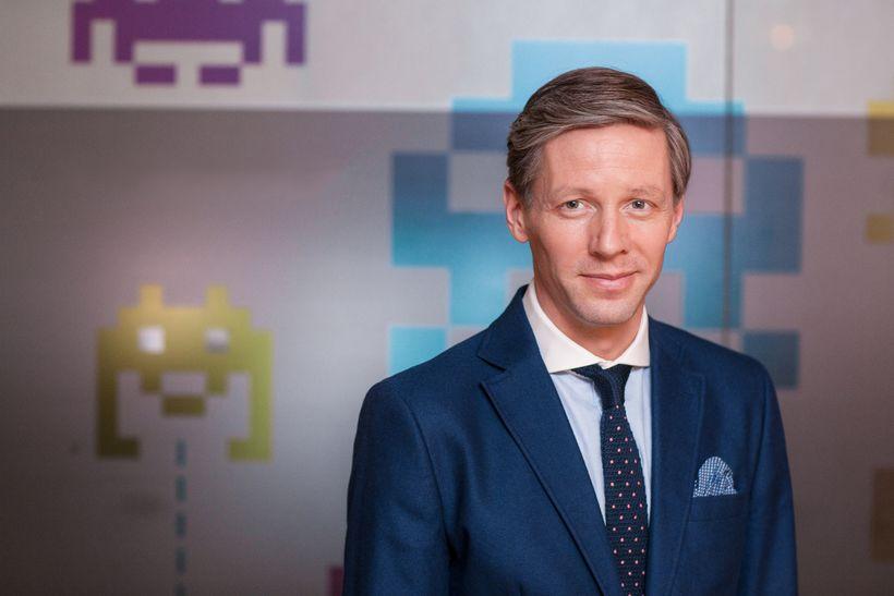 Björn Víglundsson er framkvæmdastjóri nýja sviðsins.