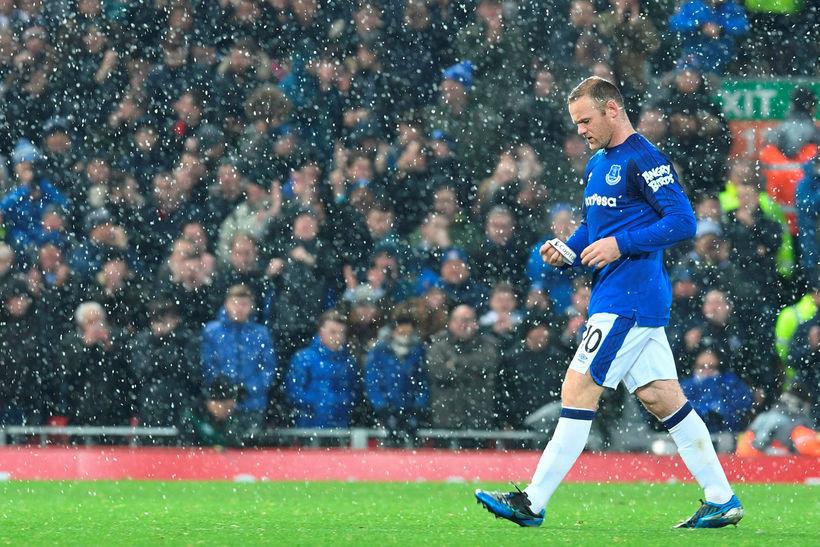 Rooney hefur skorað í síðustu tveimur leikjum Everton.