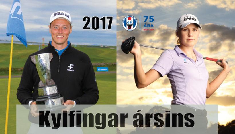 Axel Bóasson og Ólafía Þórunn Kristinsdóttir.