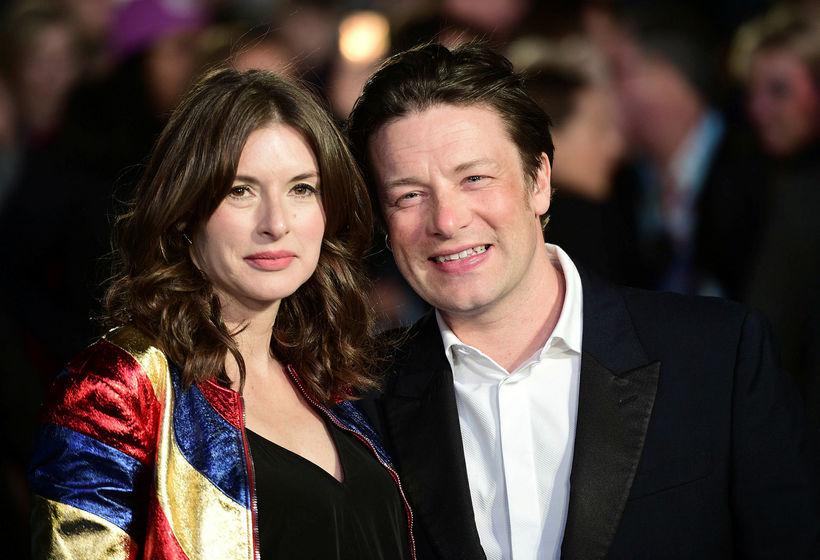 Jamie og Jools Oliver hafa verið gift í 19 ár.