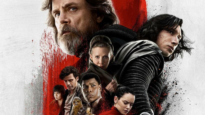 Star Wars: The Last Jedi er önnur myndin í nýjum ...