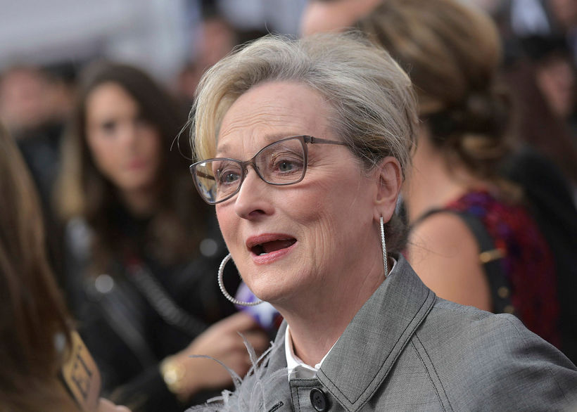 Meryl Streep er að selja íbúð sem hún á í ...