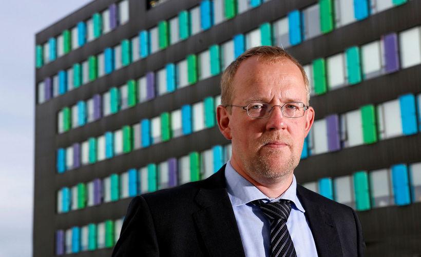 Páll Gunnar Pálsson, forstjóri Samkeppniseftirlitsins.